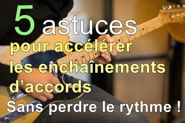 enchaînements d'accords